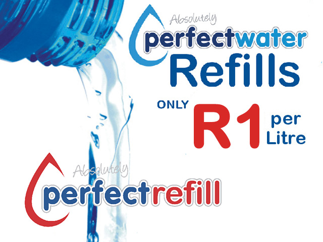 Purified Water Refills in George