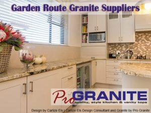 Garden Route Granite Suppliers