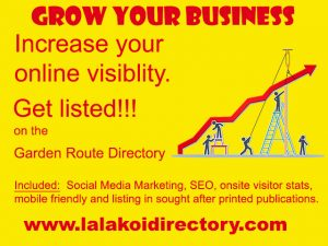Garden Route Business Advertising