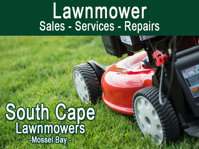 Lawnmower Sales, Repairs and Services Mossel Bay