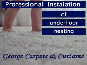 Underfloor Heating Installations in George