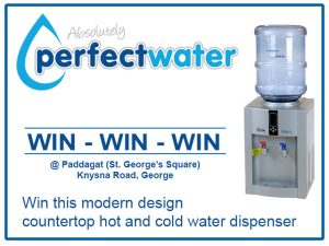 Win a Water Dispenser in George