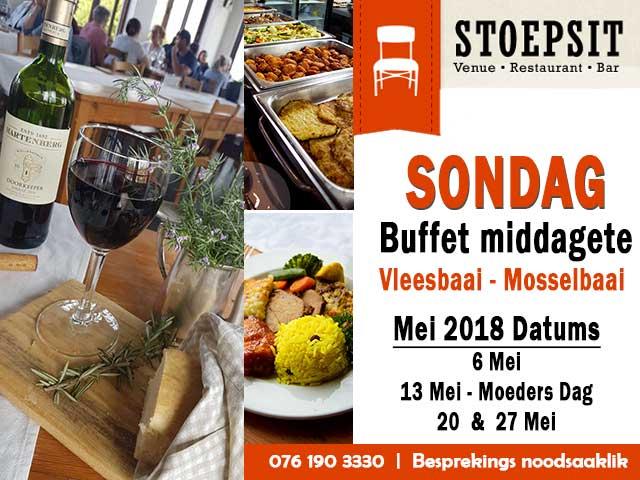 Vleesbaai Buffet Restaurant Mosselbaai