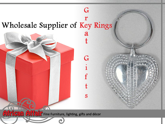 Wholesale Supplier of Key Rings