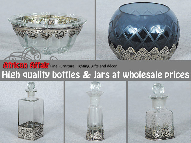 Glass Bottles and Jars at Wholesale Prices