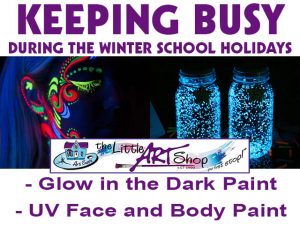 Glow in the Dark Paint in George