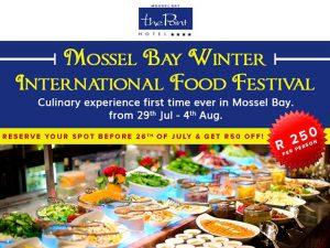 Mossel Bay Winter International Food Festival