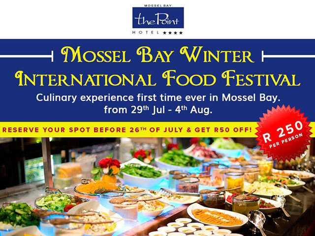 Mossel Bay Winter International Food Festival