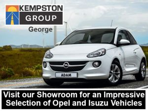 Opel and Isuzu  in George