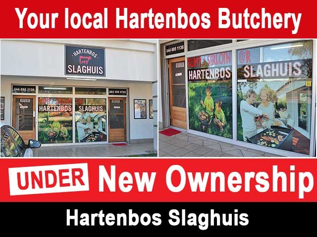 Under New Ownership Hartenbos Slaghuis