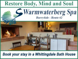 Book Your Stay at Warmwarmwaterberg Spa