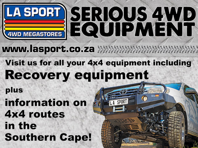 4×4 Recovery Equipment in George