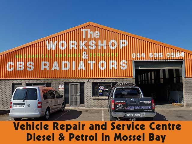 Mechanic and Garage in Mossel Bay