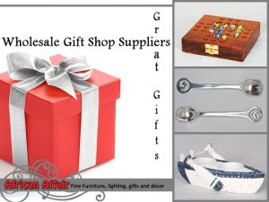 Wholesale Gift Shop Suppliers in South Africa