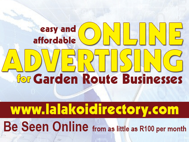 Online Advertising for Businesses in the Garden Route