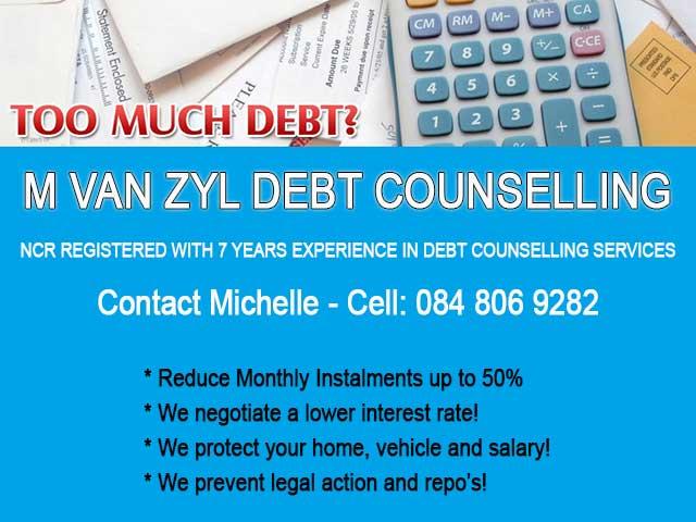 Mossel Bay Debt Review