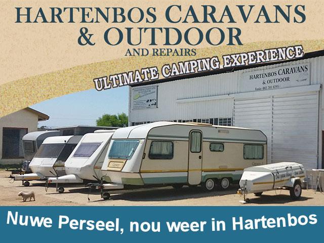 Nuwe Perseel vir Hartenbos Caravans and Outdoor