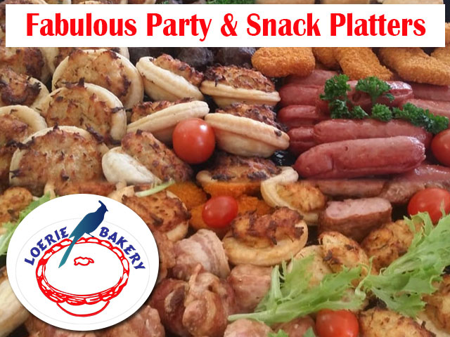 Fabulous Party and Snack Platters in George