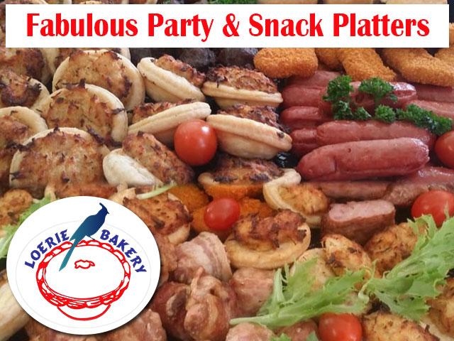 Snack Platters in George