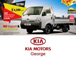 KIA K2700 Promotion from KIA Motors George