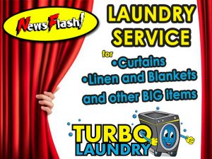 Laundry Service for Curtains and Linen in George