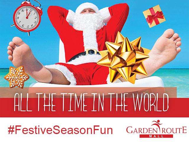 Festive Season Fun at the Garden Route Mall
