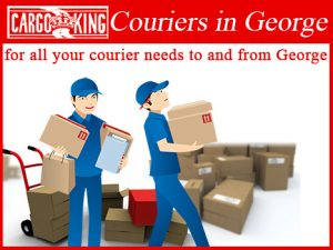 Couriers in George