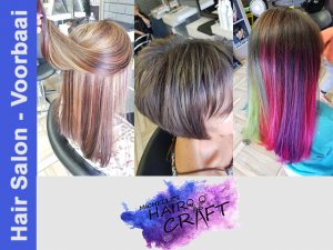 Mossel Bay Hair Salon Voorbaai Michelle's Haircraft