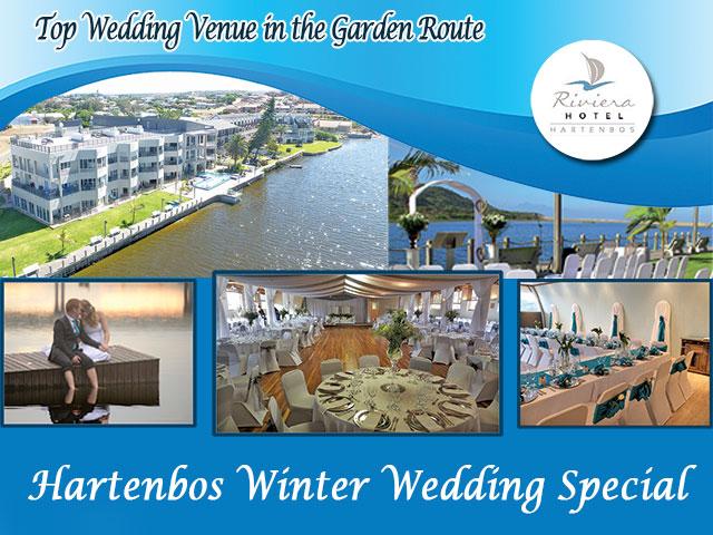 Hartenbos Winter Wedding Special Deal