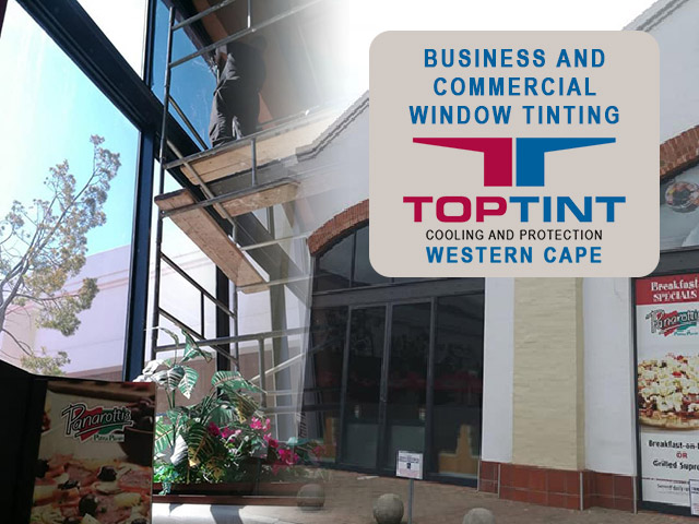 Top Tint Business and Commercial Window Tinting