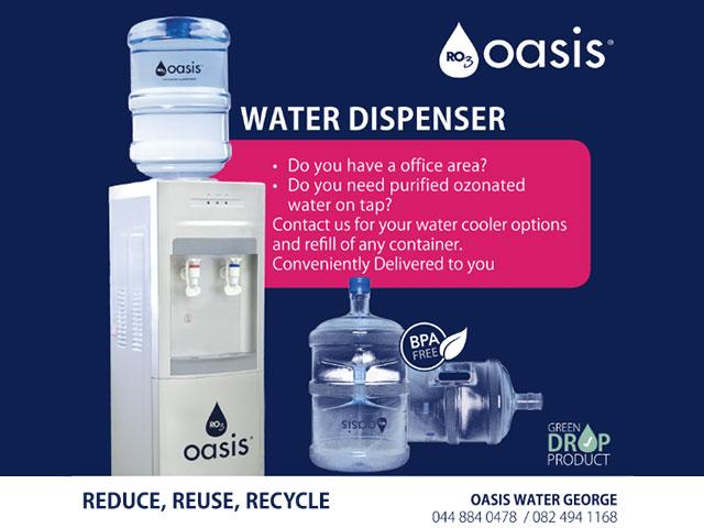Water Dispenser George Oasis Water