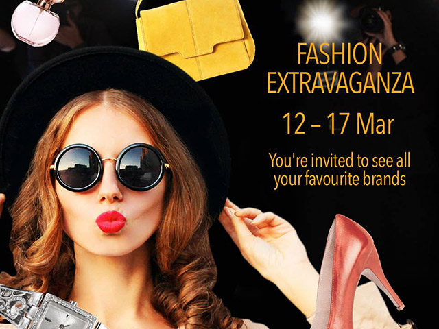 Garden Route Mall Fashion Extravaganza