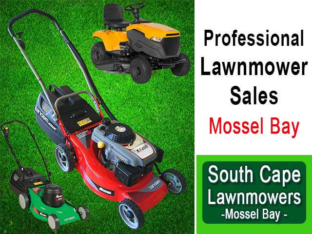Lawnmower Sales in Mossel Bay