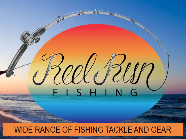 Reel Run Fishing Tackle Shop in George