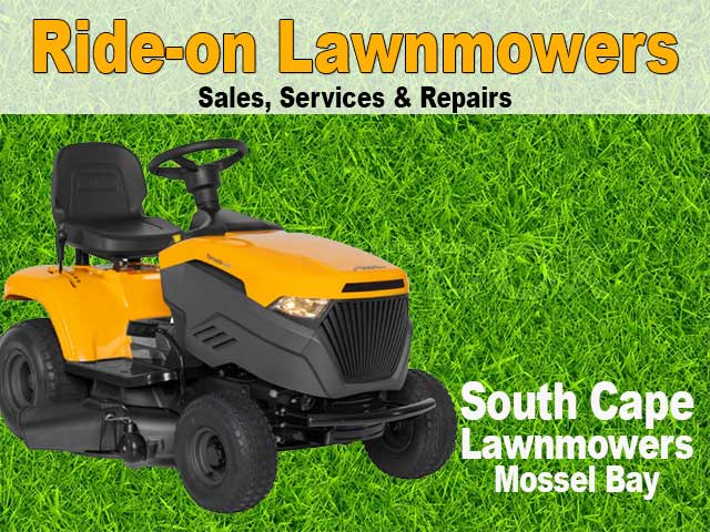 Ride on Lawnmowers Mossel Bay