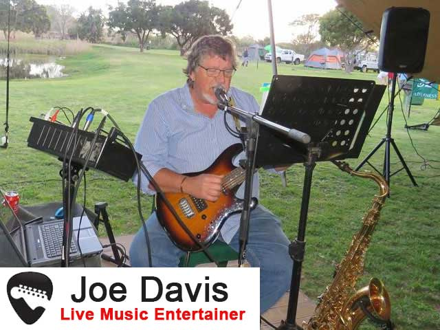 Live Music for Functions in the Garden Route
