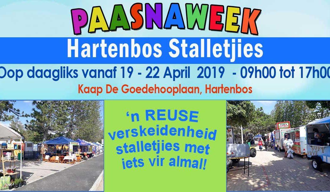 Paasnaweek Hartenbos Stalletjies