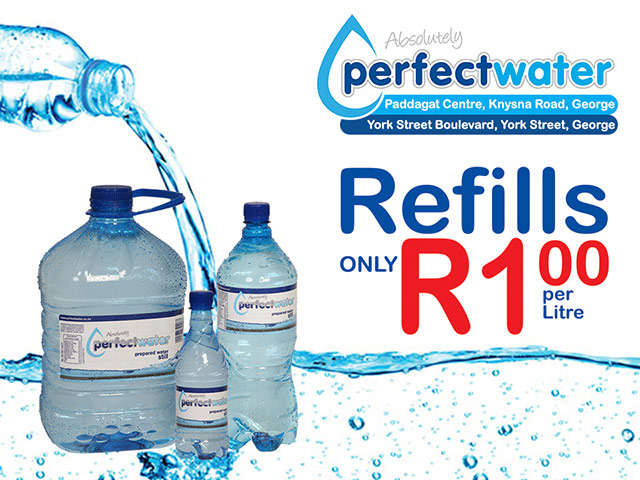 Perfect Water Refills
