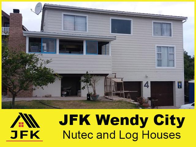 JFK Nutec and Log Houses