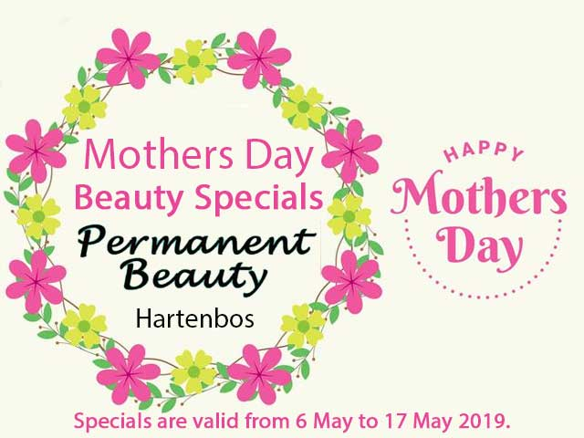 Mothers Day Beauty Specials Hartenbos