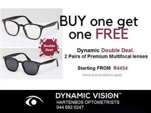 Hartenbos Optometrist Dynamic Double Deals
