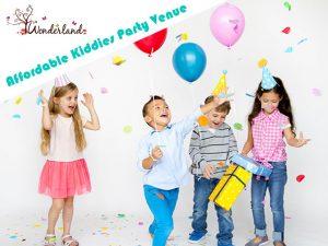 Affordable Kiddies Party Venue in George
