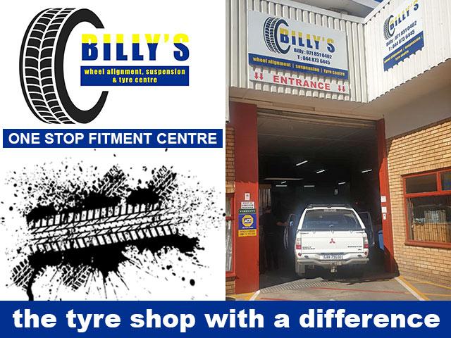 Tyre Shop George