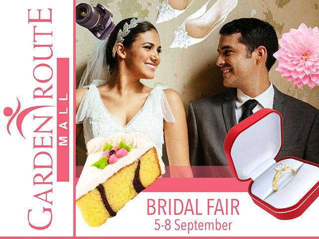Garden Route Mall Bridal Fair in George