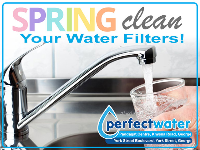 Cleaning of Water Filters and Replacement Parts in George
