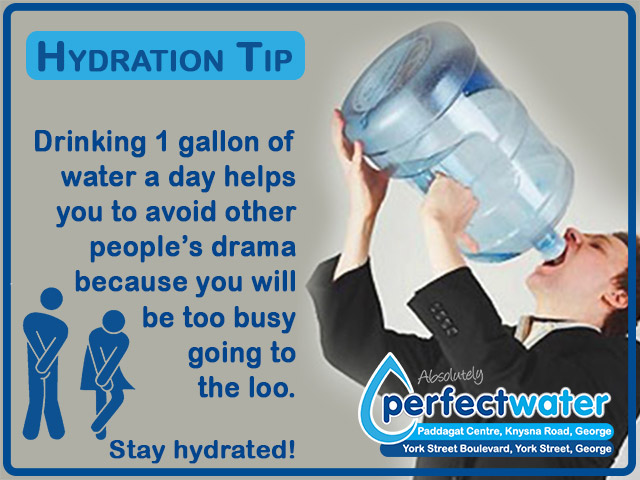 Perfect Water Hydration