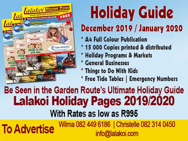 Be Seen in the Garden Route's Ultimate Summer Holiday Guide