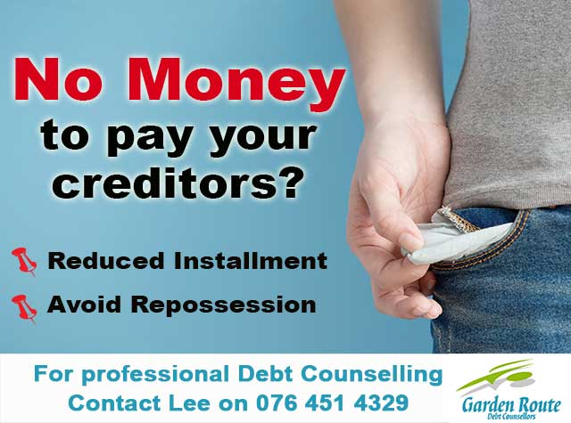 No Money to Pay Your Creditors?