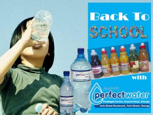 Perfect Water Back to School