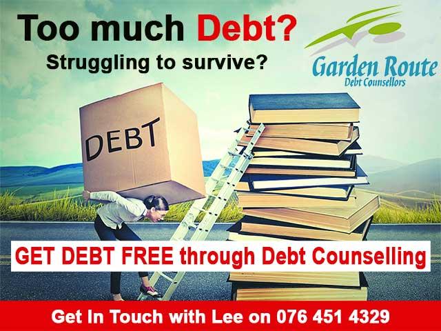 Too much Debt? Struggling to survive?
